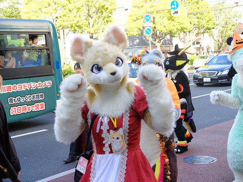 Kawasaki Halloween parade 2014 125