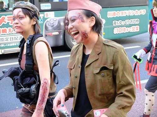 Kawasaki Halloween parade 2014 117