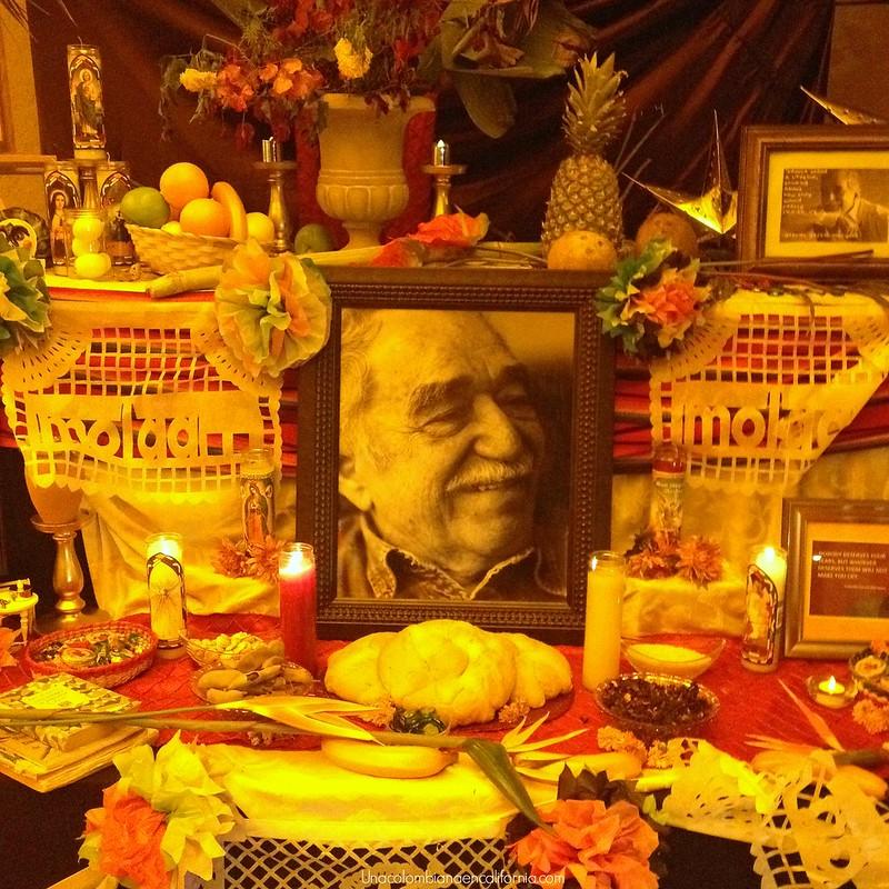 Día de los Muertos en el MOLAA Gabriel García Márquez
