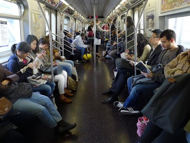N Train, nyc
