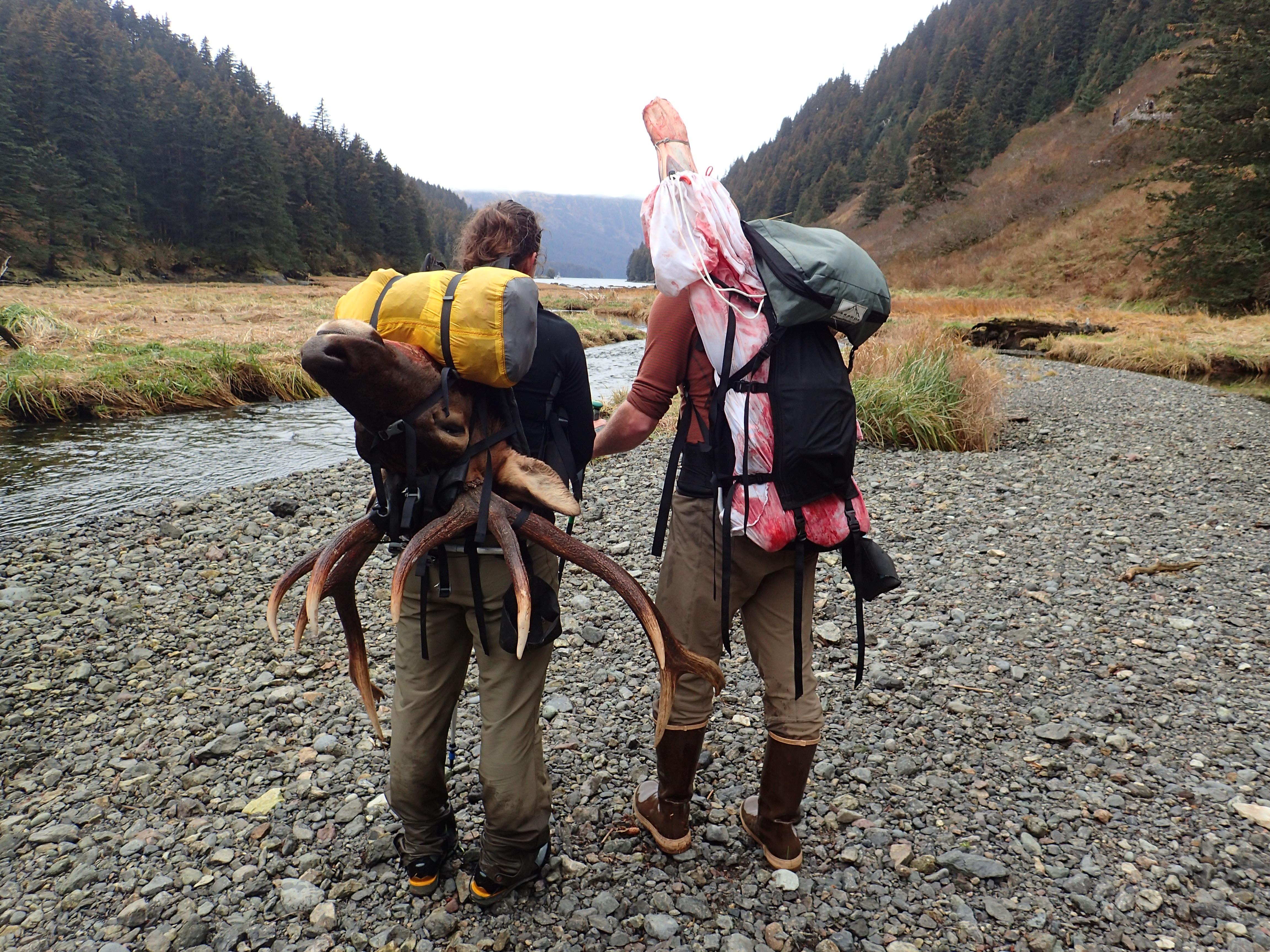 Elk Hunting Backpack - 24hourcampfire