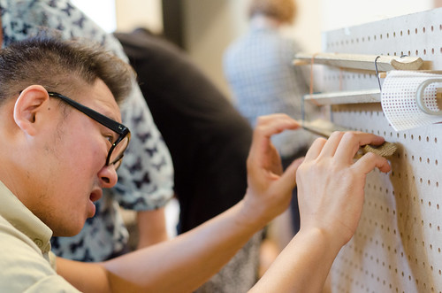 Marble Machines Workshop with 826 Valencia