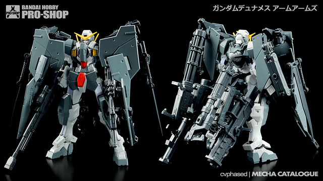 HGBF Gundam Dynames Arm Arms
