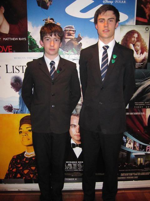 National Gaelic Debate 2014