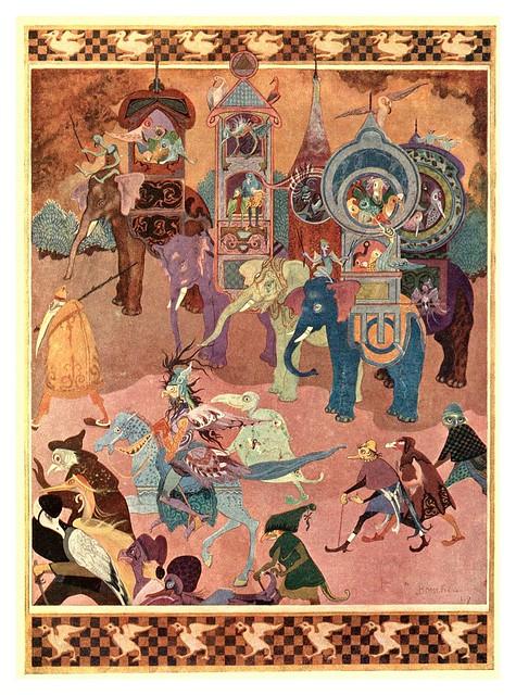 010-Folk tales of Flanders (1918)- Jean de Boschère