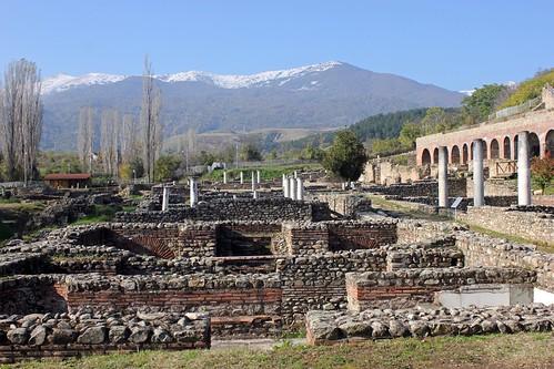 heritage europe macedonia bitola pelagonia macedoniafyrom romangreekremains yugoslaviafmr