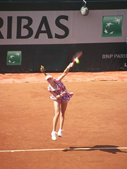 Roland Garros 2014 - Ekaterina Makarova