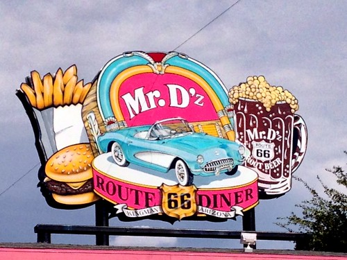 Mr. D'z - Route 66, Kingman, Arizona