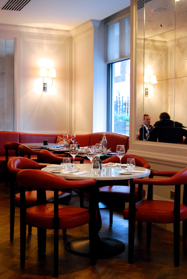 108 Brasserie Dining Room
