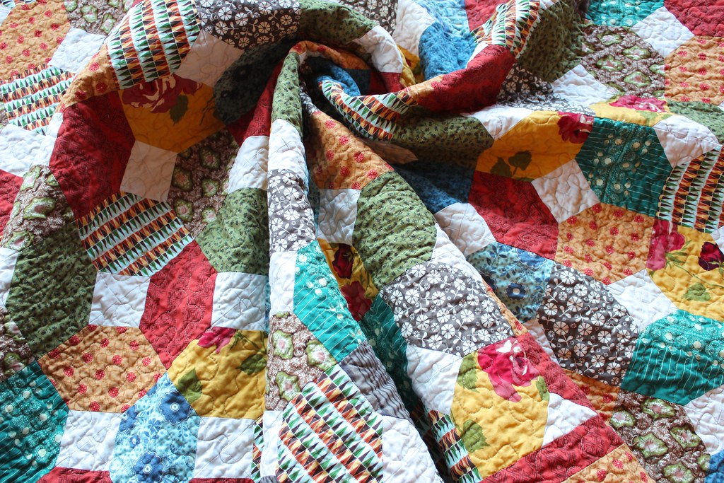 Apple Autumn Quilt