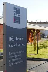 Inauguration de l'EHPAD Gaston Larrieu