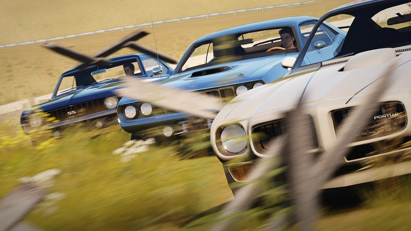 1973 Pontiac Firebird Trans Am | 1971 Plymouth Hemi 'Cuda | 1969 Chevrolet Camaro SS