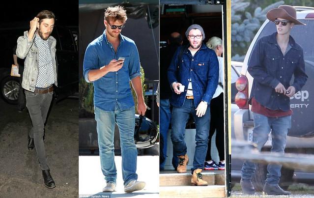 men-wearing-denim-on-denim-double-denim-trend