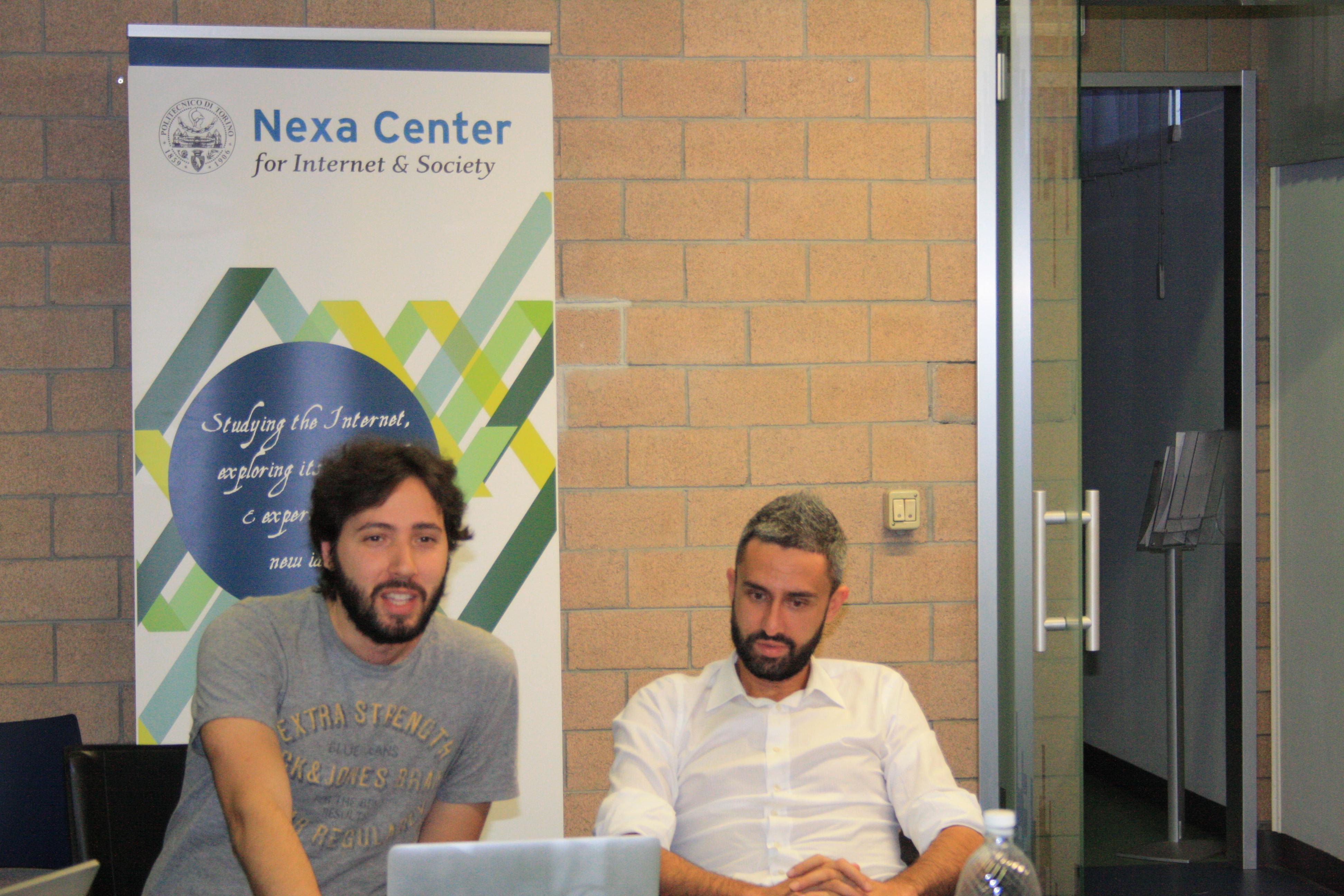 68° Mercoledì di Nexa - Grillo, il M5S e l'analisi del contenuto oggi