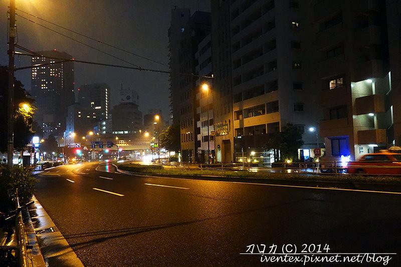 24刀口力日本東京鐵塔