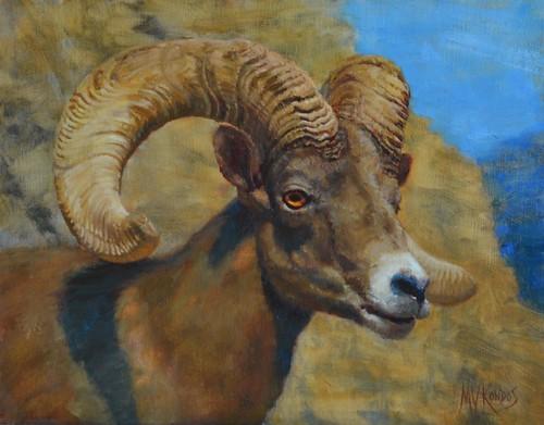The Bighorn Ram