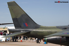 ZJ648 - 0009 - Royal Air Force - Dassault Dornier Alpha Jet A - Fairford RIAT 2006 - Steven Gray - CRW_1544