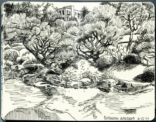 Japanese Garden, Denver Botanical Gardens