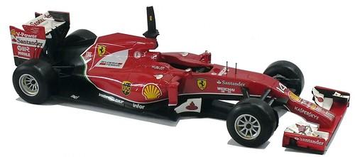 BBR Ferrari F14-T F.1 2014