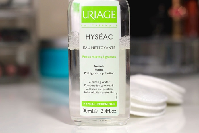 The Stylum  Uriage Hyseac K18 .fw