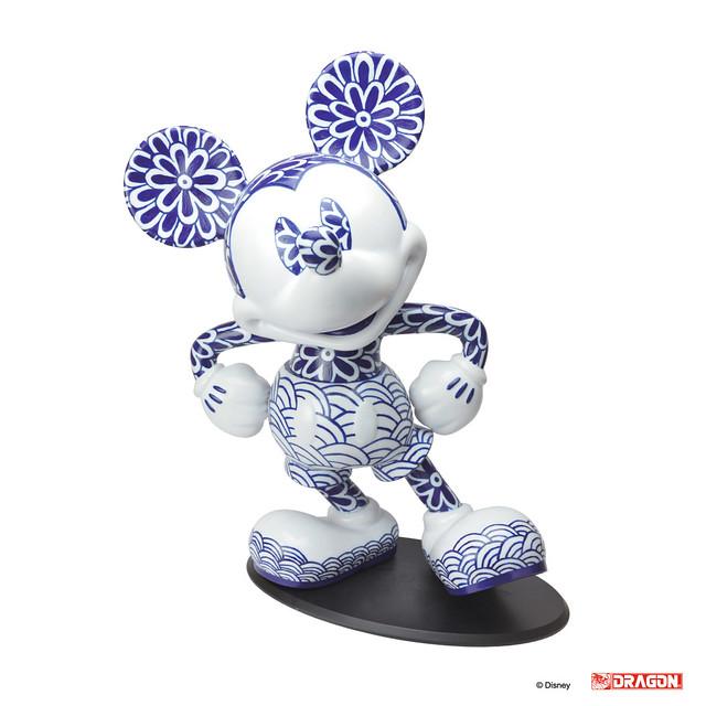 迪士尼 90 周年【青花米奇系列】 DISNEY 90th ANNIVERSARY盛大展開