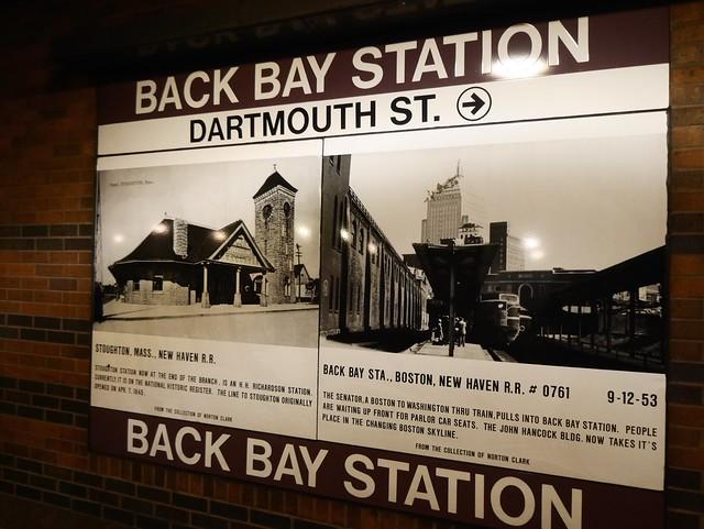 土, 2014-10-04 11:33 - Boston Back Bay駅