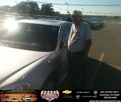 #HappyBirthday to Charles Croston from Hershel Coleman at Four Stars Auto Ranch!