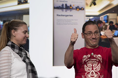 Andres Almiray, JavaOne Community Keynote, JavaOne 2014 San Francisco