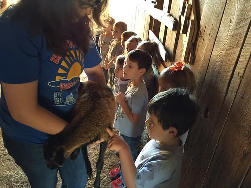 Old Baker Farm Field Trip with Ava Grace's 4K Class