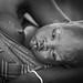Ethiopie: la vallée de l'Omo, bb Mursi. by claude gourlay