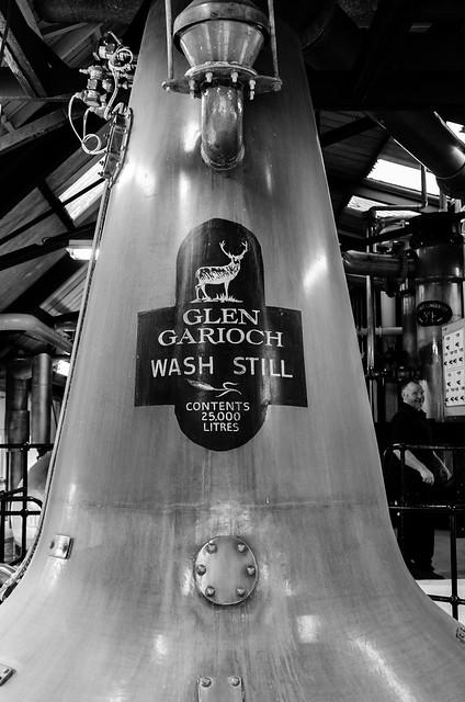 Glen Garioch Distillery Wash Still #2