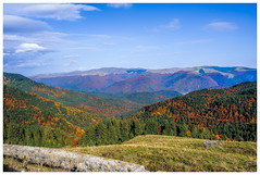 Bucegi mountains.