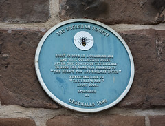 Photo of Blue plaque number 32912