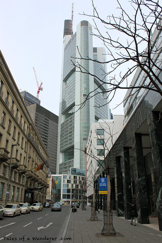 FRANKFURT AM MAIN - Bethmannstraße - Commerzbank Tower