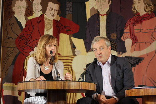 Marie Sellier, Vincent Montagne - 10e Forum de la SGDL : La rémunération de l'auteur