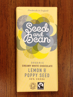 Seed and Bean Lemon and Poppy Seed