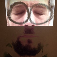 #selfportrait over @MalvinaSammara #SelfieKing