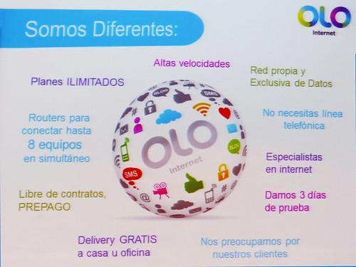 Conferencia Olo Perú 2014