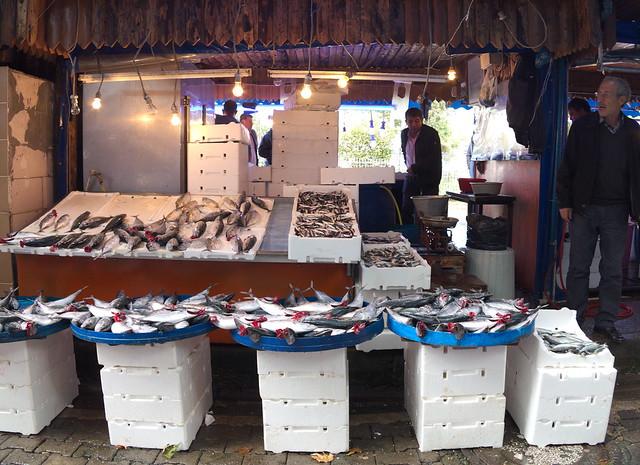 Fischmarkt Trabzon