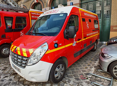 BSPP (Paris FD) - VSAV 165 (Medic 165)
