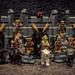 Small photo of LEGO Dol Guldur (with add on sets)