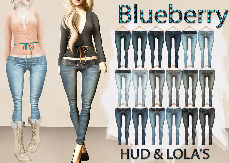 New Release! Belts & Jeans (With boots friendly version) & Tied Short Cardigans.