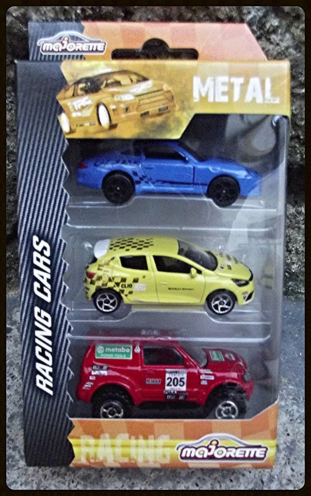 Packs 3 voitures Racing Cars. 15438873767_3d347a7c5d_b