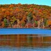 Peak Color at Hall Lake 2 (10 25 2014) by PhotoDocGVSU