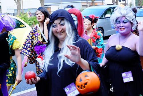 Kawasaki Halloween parade 2014 49