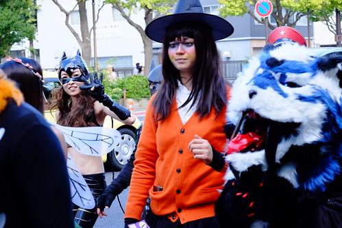 Kawasaki Halloween parade 2014 44