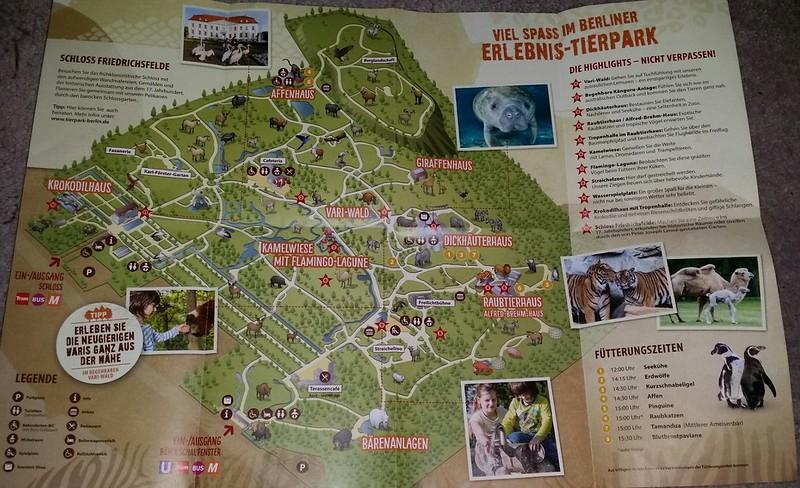 Tierpark Berlin 26.10.2014