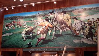 Battle Road 1775