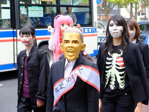 Kawasaki Halloween parade 2014 101