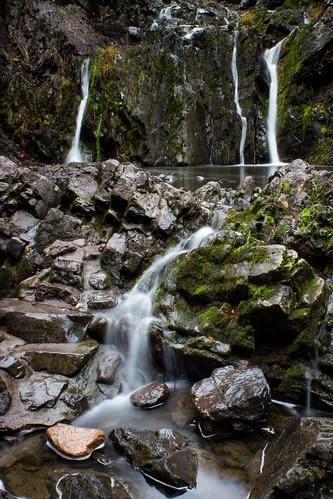 longexposure water stone river landscape flow waterfall moss victoriapark rocks stream fluid waterfalls truro waterscape